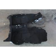 Infiniti G37 Sedan Full Floor Carpet Set Black OEM 09 10 11 12 13