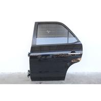 Acura MDX Rear Door Assembly Left Driver Black 67550-S3V-A90ZZ OEM 01-06