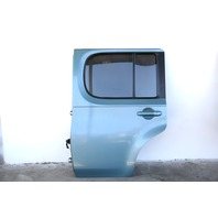 Nissan Cube Rear Left/Driver Door Assy Blue HBA0A-1FCMA OEM 09-10 2009 2010