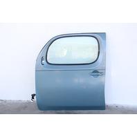Nissan Cube Front Left/Driver Door Assy Blue HMA0A-1FCMA OEM 09-10 2009 2010