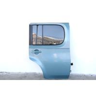 Nissan Cube Rear Right/Passenger Door Assy Blue HBA0M-1FCMA OEM 09-10 2009 2010