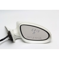 Mercedes Benz CLS550 Right/Passenger Side Door Mirror Manual Folding White 06-08