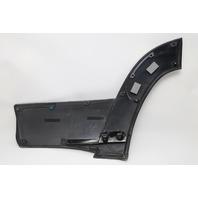 Toyota 4Runner 03-05 Door Molding Trim Blue Rear Right 75741-35120