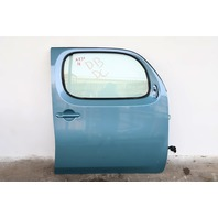 Nissan Cube Front Right/Passenger Door Assy Blue H010M-1FCAA OEM 11-14