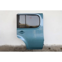 Nissan Cube Rear Right/Passenger Door Assy Blue H210M-1FCMA OEM 11-14