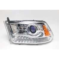 Dodge Ram 3500 Front Headlight Head Light Lamp Chrome Left/Driver OEM 18 2018