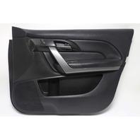 Acura MDX Front Door Panel Lining Right/Passenger Black 83501-STX-A12, 07 08 09