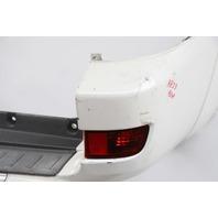 Toyota 4Runner 03 04 05, Rear Bumper Cover Panel, White 52159-35100 Factory OEM