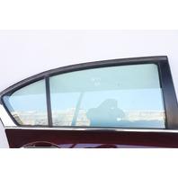 Honda Accord Sport Sedan Door Rear Right Passenger OEM Burgundy 13-17