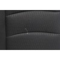 Honda Accord Sedan Sport 13-15 Rear Seat Back Black Bottom Bench Cushion/Cloth Set