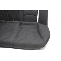 Honda Accord Sedan Hybrid 2017 Rear Seat Back Black Bottom Bench Cushion/Cloth Set