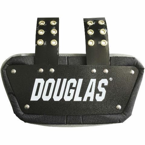 "Douglas Football Destroyer 2 Adjustable 4/"" Back Plate Pad Series D2"