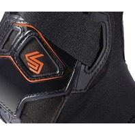 d3e703f779 ... Shock Doctor 2055 Elite Bio-Logix Ankle Brace, Right or Left Ankle  Specific ...