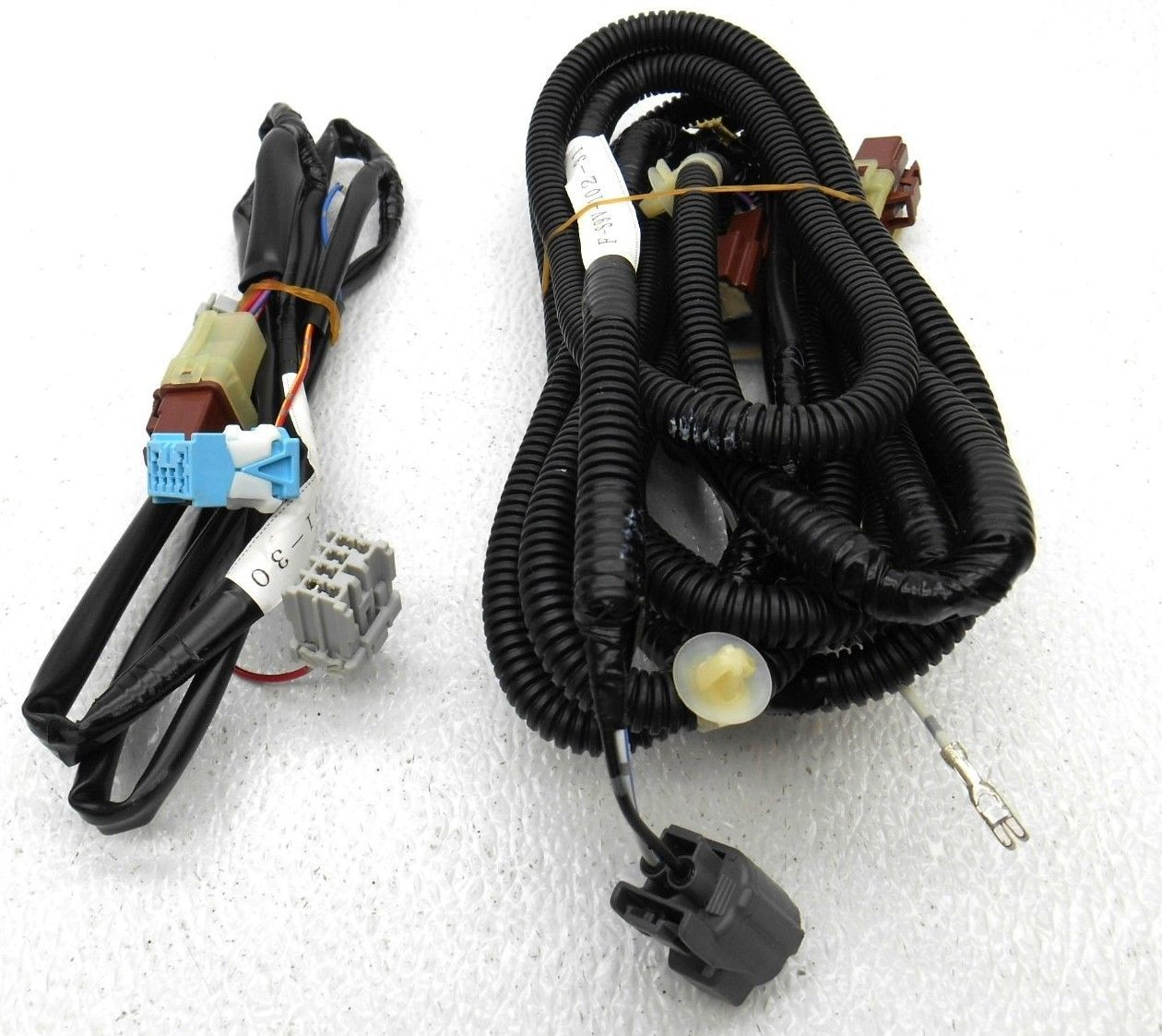 Honda Pilot Fog Light Wiring Harness Diagrams New Oem Foglight Foglamp Driving Ebay