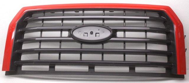 OEM Ford F150 XL/XLT Grille Scratches FL3Z-8200-V