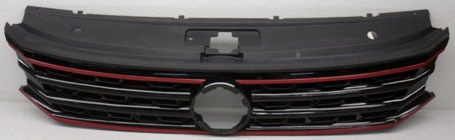 OEM Volkswagen Passat GT Grille Surface Scratches