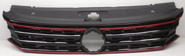 OEM Volkswagen Passat GT Grille Scratches Missing Emblem
