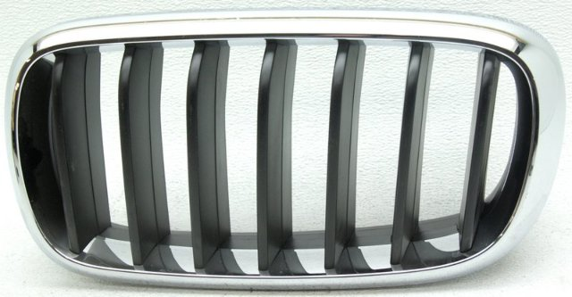 OEM BMW X5 Left Driver Side Grille Scratches 51137294485