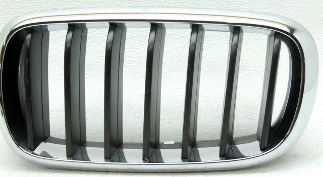 OEM BMW X5 Left Driver Side Grille Tab Missing 51137294485