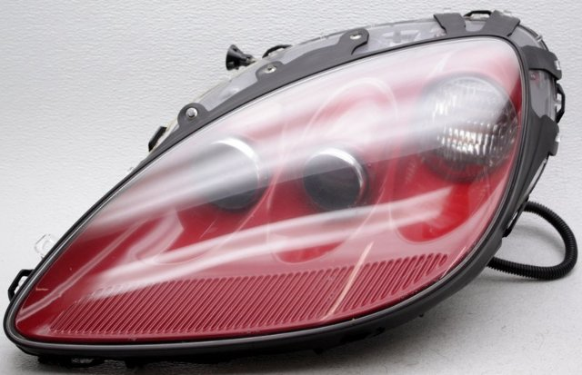 OEM Chevrolet Corvette Left Driver Side HID Headlamp Scratches Victory 74U