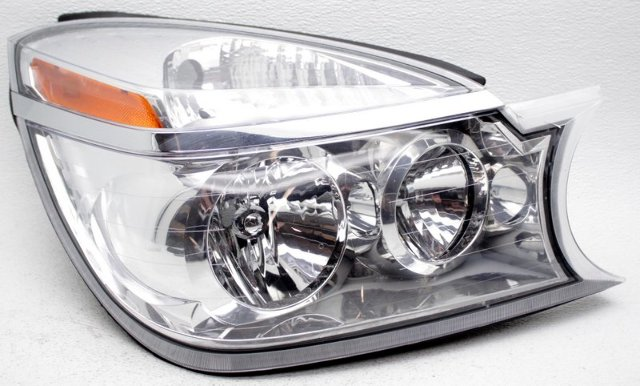NEW HEAD LAMP ASSEMBLY RIGHT SIDE FITS 2006-2007 BUICK RENDEZVOUS 15144696