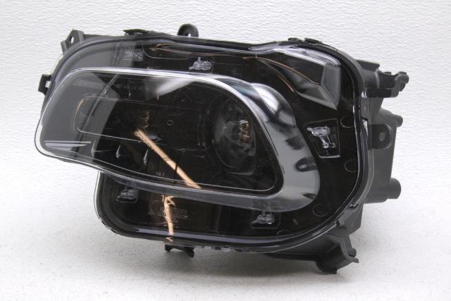 OEM Jeep Cherokee Left Driver Side Halogen Headlamp Tabs Gone 68102847AC