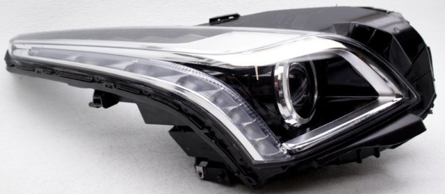 OEM Cadillac CTS Right Passenger Side HID Headlamp Mount Missing