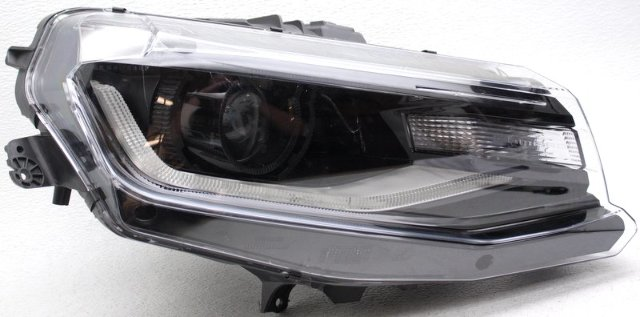OEM Chevrolet Camaro Right Passenger Side HID Headlamp Mount Missing