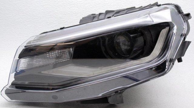 OEM Chevrolet Camaro Left Driver Side HID Headlamp Mounts Missing