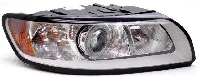 Headlight Headlamp Passenger Side Right RH for 08-11 Volvo S40 V50