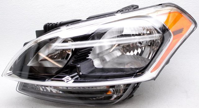 OEM Kia Soul Left Driver Side Halogen Headlamp Tab Missing 92101-2K540