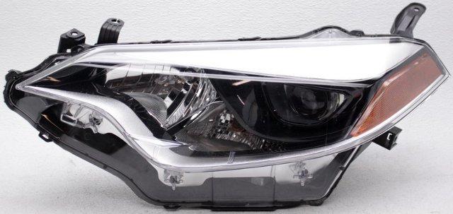 OEM Toyota Corolla Left Driver Side LED Headlamp Mount Missing 81150-02E60