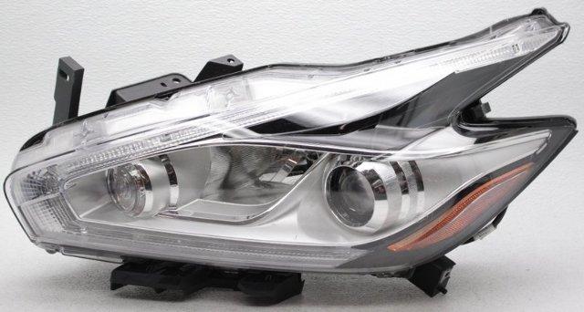 OEM Nissan Murano Left Driver Side Halogen Headlamp Mount Missing