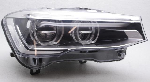 EXPORT - OEM BMW X3, X4 Right LED Headlamp Tab Repair Kit Added 63117429082-02