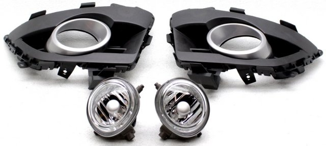 OEM Mazda 5, 6, CX-7, MPV, MX-5 Fog Lamp Kit