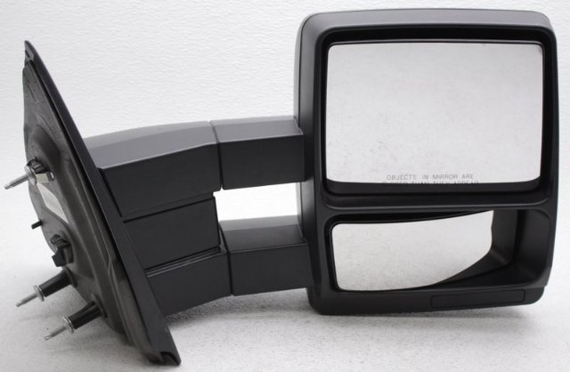 OEM Ford F150 Right Passenger Side Mirror Housing Scratches