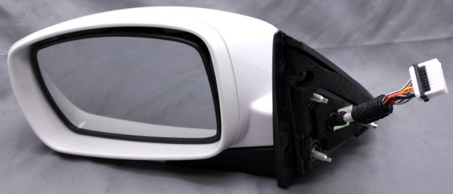 OEM Hyundai Genesis Sedan Left Driver Side View Mirror 87610-3M510