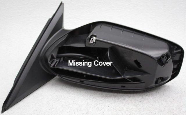 Oem Nissan Altima Sedan Left Driver Side Mirror Missing Cover