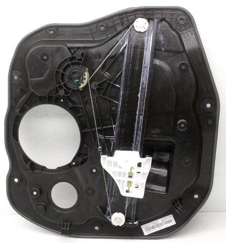 OEM Kia Forte Sedan, Forte Hatchback Left Driver Side Rear Door Window Regulator