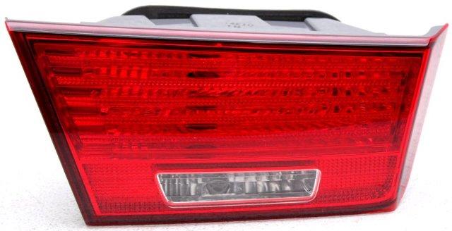 OEM Hyundai Sonata Left Driver Side Halogen Tail Lamp Chrome Spots