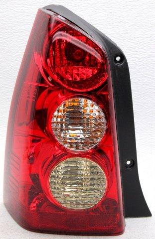 OEM Mazda Tribute Left Driver Side Halogen Tail Lamp EF9151180C