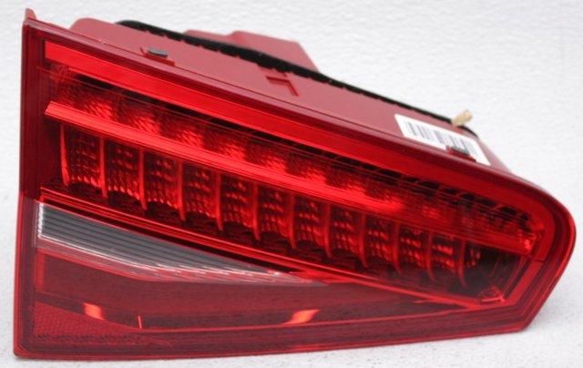 OEM Audi A4 Sedan, S4 Sedan Left Driver Side LED Tail Lamp 8K5945093AD