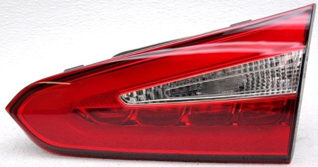 OEM Kia Forte Sedan Right Passenger Side LED Tail Lamp Lens Chip 92404-A7330