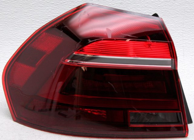 Oem Volkswagen Passat Left Driver Side Led Tail Lamp Lens