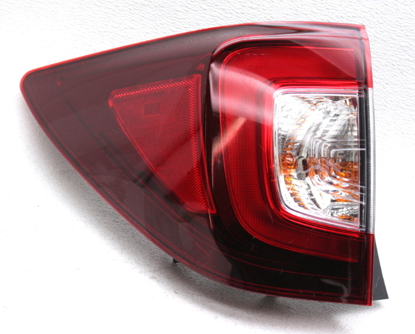 OEM Honda Pilot Outer Left Driver Side LED Tail Lamp 33550-TG7-A21