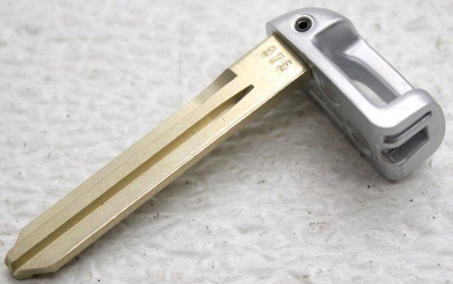 OEM Hyundai Genesis Coupe Uncut Key Blade 81996-2M020
