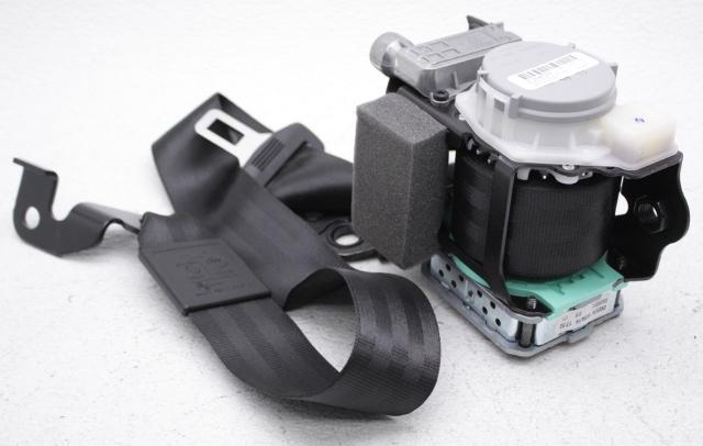 OEM Audi Q5, SQ5 Front Left Driver Side Seat Belt 8R1-857-705-N-V04 Black