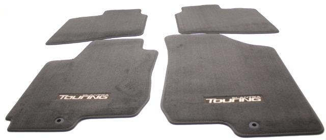 OEM Elantra Touring Hatchback 4-Piece Gray Carpet Floor Mat Set 08140-2L0119K