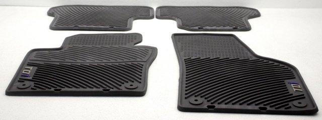 OEM Volkswagen Beetle Floor Mat Set 5C1-061-550B-041 Black