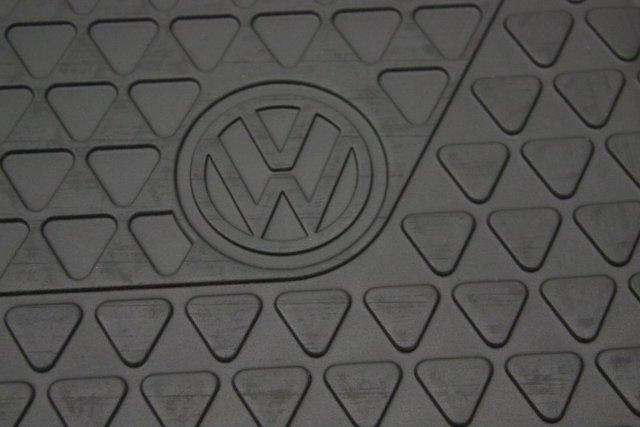 Oem Volkswagen Passat Front Floor Mats 3b1 061 501 041